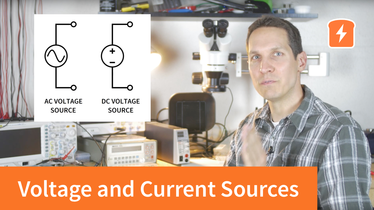 Voltage And Current Sources Tutorials Circuitbread Discussion Everything Else Constant Source From A Battery